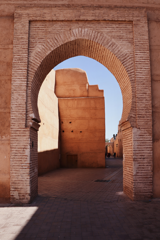 Ruelle marocaine